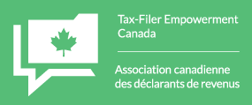 Tax-Filer Empowerment Canada | Association canadienne des déclarants de revenus